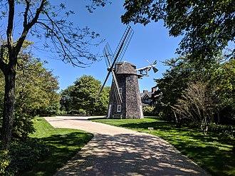 Hayground Windmill - Pantigo Windmill 20180916 123225 03