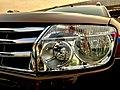 Headlamp of Renault Duster.jpg