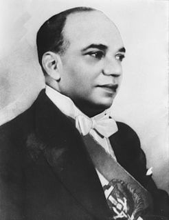 Héctor Trujillo President of the Dominican Republic from 1952 to 1960