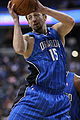 Hedo Turkoglu at Ball - Orlando Magic vs. Washington Wizards - 27th November 2008.jpg