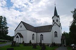 Hegra Church in Nord-Trøndelag