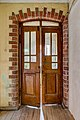 Heiligengrabe, Kloster Stift zum Heiligengrabe, Abtei, Treppenturm -- 2017 -- 9941-7.jpg