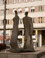 Heinz Tobolla's Monument on Wolności Street in Zabrze.png