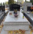 Helena Markiewicz- Cmentarz na Sluzewie przy ul Renety.JPG