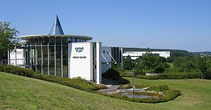 Grohe - Grohe Technology Center in Hemer-Edelburg