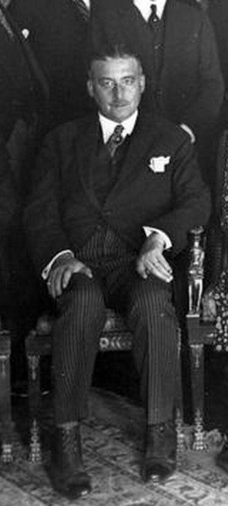 Henri Baels - Image: Henri Baels (1878 1951)
