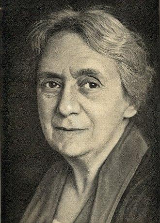 Henrietta Szold - Image: Henrietta Szold