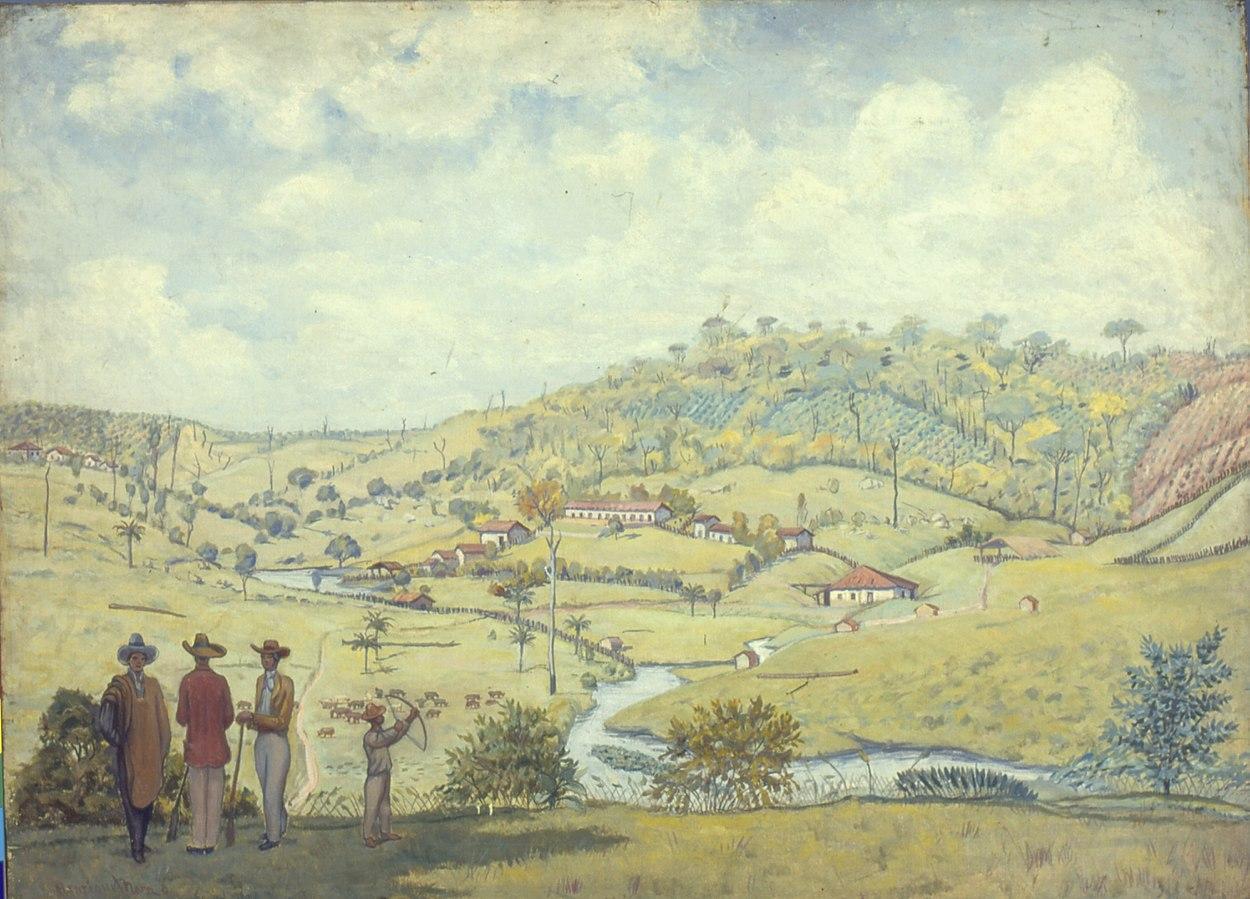 Fazenda Soledade - Campinas, 1850