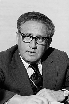 Henry Kissinger, le 3 mars 1976.