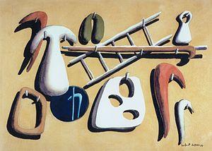 Herbert Bayer - Stadelwand, 1936, M.T. Abraham Foundation