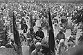 Herdenking Slag om Arnhem op Airborne begraafplaats , Oosterbeek overzichten ti, Bestanddeelnr 933-0899.jpg