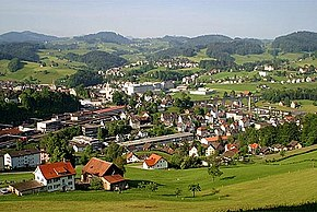 Cantonul Appenzell Extern