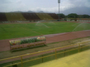 Estadio Olímpico Hermanos Ghersi Páez - Image: Hermanos ghersi maracay