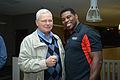 Herschel Walker at Camp Withycombe, 2012 045 (8454298345) (6).jpg
