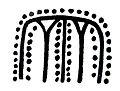 Hiéroglyphe désignant une vigne conduite en hauteur.jpg