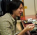 Hiroyuki Nishimura's dinner 20110506.jpg