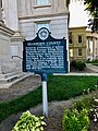 Historical Marker, Dearborn County Courthouse, Lawrenceburg, IN (48370093741).jpg