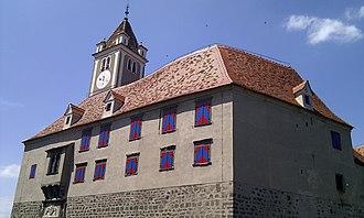 Riegersburg Castle - Image: Hochburg Riegersburg