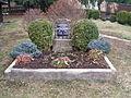 Hodslavice, hrob Palackého rodičů.JPG