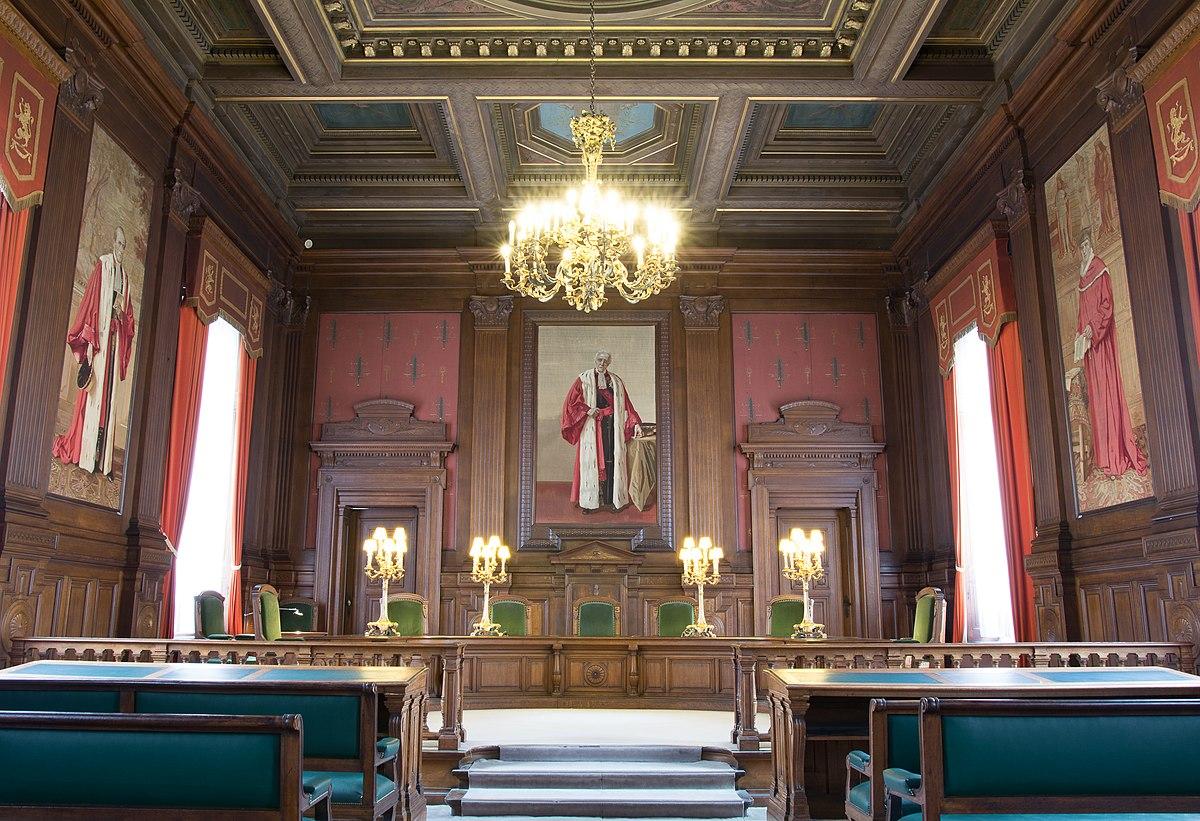 Hof van cassatie belgi wikipedia - Chambre des notaires belgique ...