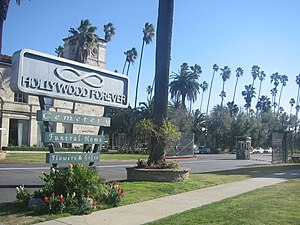 Цвинтар «Hollywood Forever»