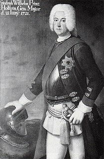 Frederick William II, Duke of Schleswig-Holstein-Sonderburg-Beck Duke of Schleswig-Holstein-Sonderburg-Beck