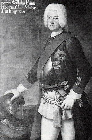 Frederick William II, Duke of Schleswig-Holstein-Sonderburg-Beck - Image: Holstein Beck
