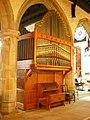 Holy Trinity Church, Kendal, Organ - geograph.org.uk - 1245428.jpg