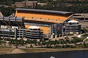 Homefield Advantage, Heinz Field