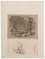 Homo sapiens - Arowakindiaan, Guyana - 1700-1880 - Print - Iconographia Zoologica - Special Collections University of Amsterdam - UBA01 IZ19500190.tif
