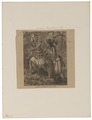 Homo sapiens - Dajak, Borneo - 1700-1880 - Print - Iconographia Zoologica - Special Collections University of Amsterdam - UBA01 IZ19400139.tif