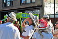 Honk Fest West 2015, Georgetown, Seattle - Carnival Band 37 (18883845179) (2).jpg