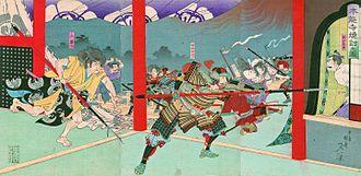 Honnō-ji incident - Image: Honnoj