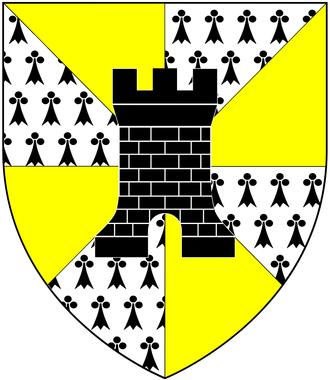 George Hooper - Image: Hooper Arms Of Fullabrook Braunton Devon