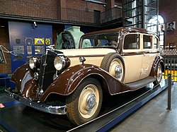 Horch 830 BL (1935)
