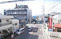 Horikawatown Komatsushimacity Tokushimapref Tokushimaprefectural 33 Komatsushima Sanagochi line.JPG