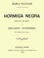 Hormiga negra - Eduardo Gutierrez.pdf