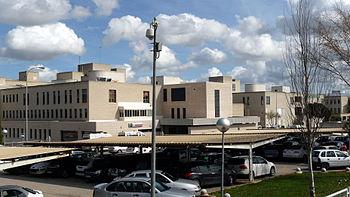 Hospital Juan Ramon Jimenez 01
