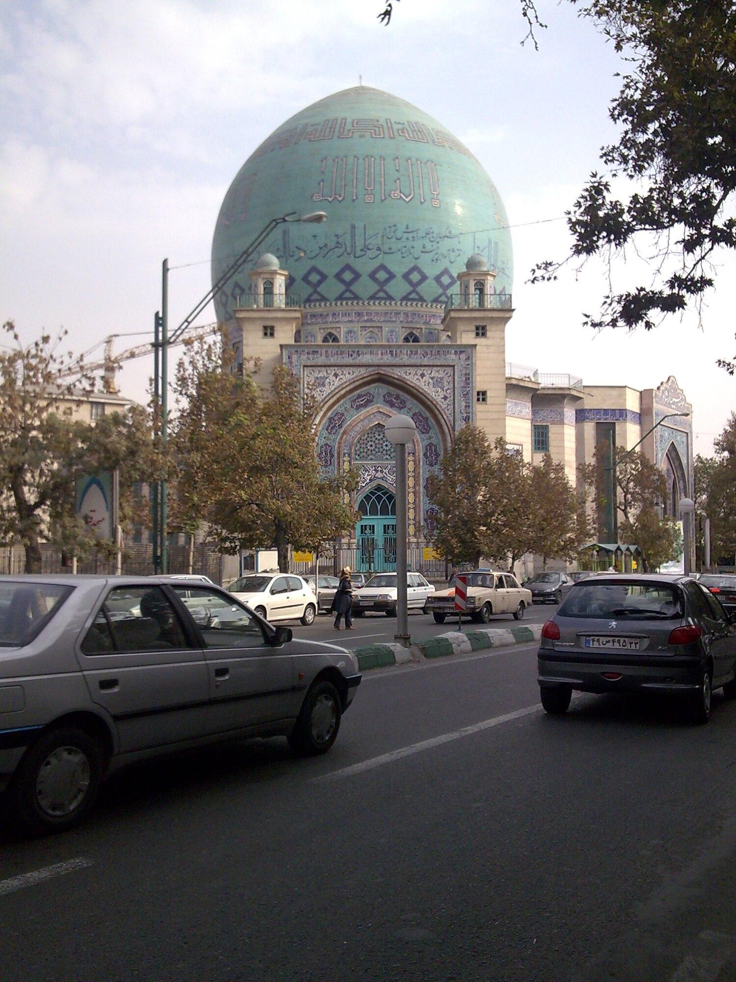 خیابان شریعتی (تهران)