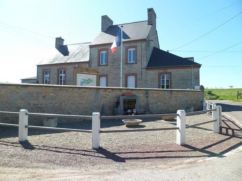Mairie d'fr:Houtteville