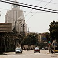 Huaihai Rd. small neat street and peace afternoon sunshine. - panoramio.jpg