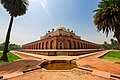 Humayun's Tomb seen from Char Bagh.jpg
