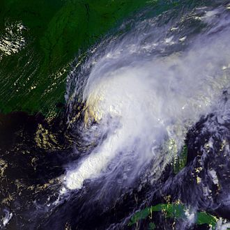 Hurricane Earl (1998) - Image: Hurricane Earl 02 sept 1998 2028Z