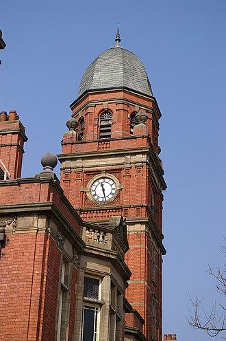 Hyde, Greater Manchester - Hyde Town Hall