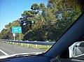 I-95 Santee SC NB Rest Area Entry Sign.jpg