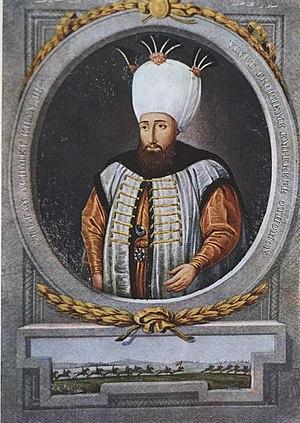 Ahmed III - Image: III. Ahmet