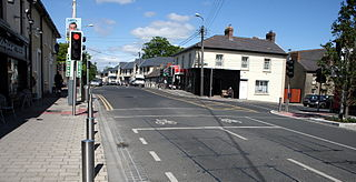Cabinteely Suburb in Dublin, Leinster, Ireland