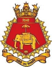 Seal of INS Delhi