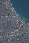 ISS-56 Capistrano beach and southern California cities.jpg