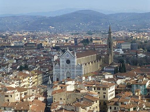 ITA Firenze Basilica di Santa Croce